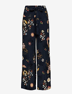 paradise groove pant - FRENCH NAVY