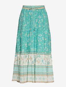 Bohemic Skirt - moroccan turquoise
