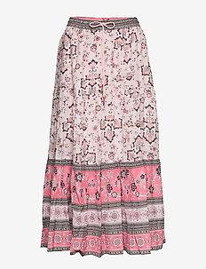 Bohemic Skirt - pink elder