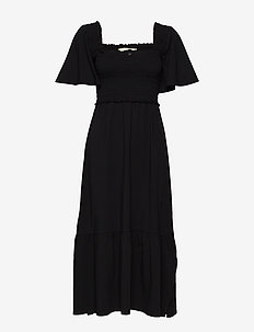Peppy Dress - ALMOST BLACK