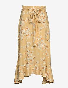 Adore Skirt - lemon ice