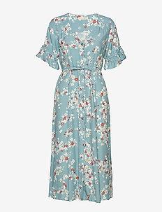 Adore Dress - vintage turquoise