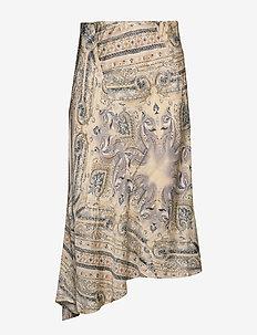 Radiant Skirt - DUNE BEIGE