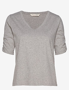 Putty Top - LT GREY MELANGE