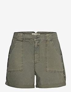 Heather Shorts - casual shorts - faded cargo