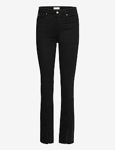 Sheryl Pants - slim fit bukser - almost black