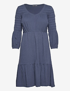 Gloria Dress - hverdagskjoler - dark blue