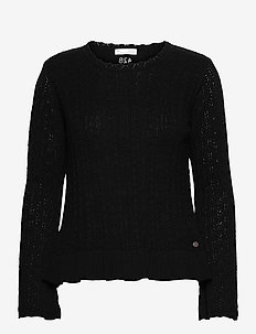 Laura Sweater - trøjer - black