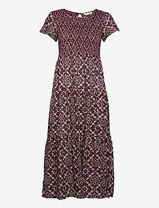Myrtle Dress - sommerkjoler - asphalt