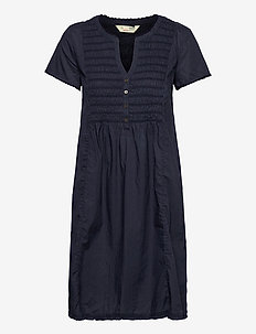 Myrtle Short Dress - sommerkjoler - dark blue