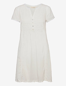 Myrtle Short Dress - sommerkjoler - light chalk
