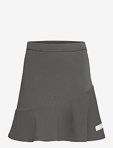 Sweep Away Skirt - korte nederdele - asphalt