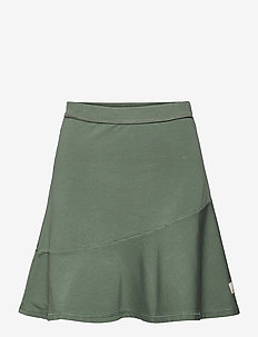 Sweep Away Skirt - korte nederdele - cargo green