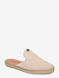 slippin' espadrillo slipper - SAND
