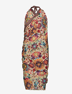 blossom beach sarong - ORCHID PINK