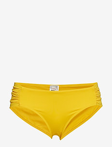 seashore bikini bottom - YELLOW