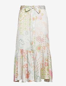 wonderland skirt - MULTI