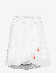 superflow skirt - BRIGHT WHITE