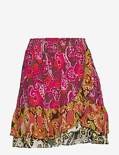 Mesmerizing Skirt - jupes courtes - multi