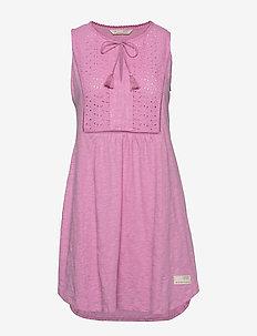 Artful Dress - PINK DELIGHT