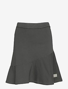 Sweep Away Skirt - jupes courtes - asphalt