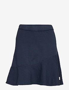 Sweep Away Skirt - jupes courtes - deep navy