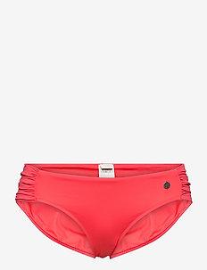 Seashore Bikini Bottom - doły strojów kąpielowych - sparkling red