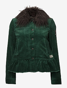 sincerely jacket - GREEN DRAGON