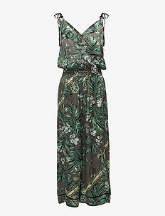 passionista jumpsuit - MISTY GREEN