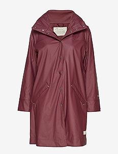 dashing drizzel rain jacket - FIG