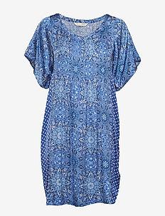 empowher dress - SEA BLUE