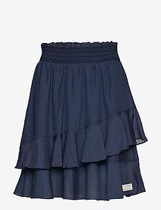 majestic skirt - DARK BLUE