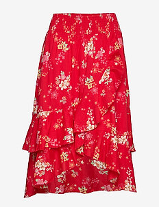 marvelously free skirt - RED TULIP