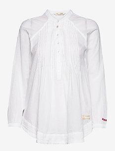 Embrace Me Blouse - blouses à manches longues - bright white