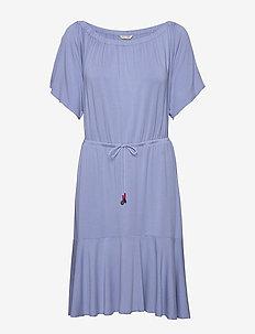 My Beloved Dress - robes courtes - oyster blue