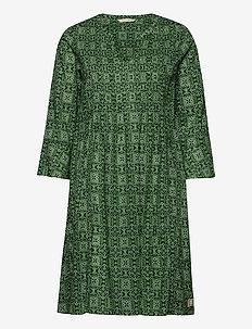 Soul Of Sunshine Dress - robes courtes - green jade