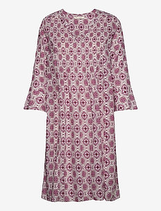 Soul Of Sunshine Dress - robes courtes - smokey purple