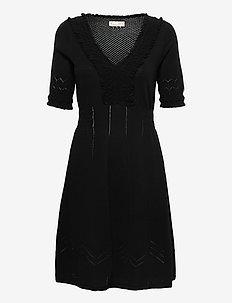 Adora Dress - sommerkjoler - black
