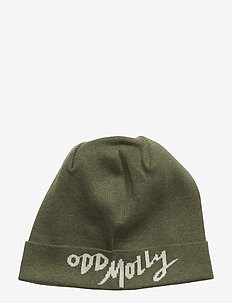 hold it tight beanie - CARGO GREEN