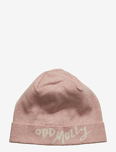 hold it tight beanie - POWDER PINK