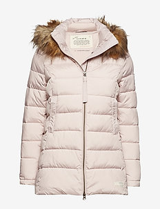winterland jacket - PINK EARTH