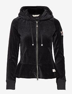 Hygge Jacket - ALMOST BLACK