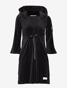 Pretty Comfortable Dress - ALMOST BLACK