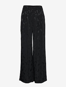 Puzzle Me Together Pant - ALMOST BLACK