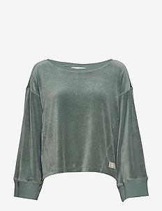 Hygge Sweater - CARGO GREEN