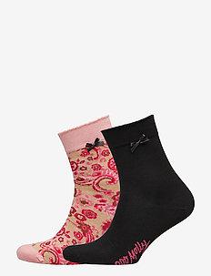 Socky Sock - PINK PEONY