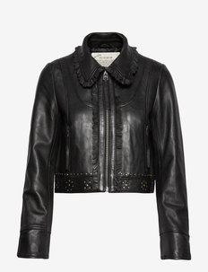 My Mittygritty Jacket - ALMOST BLACK