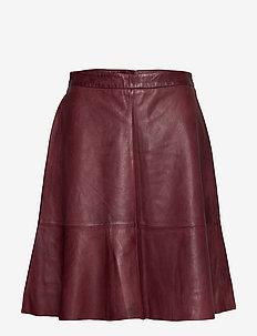 My Mittygritty Skirt - DEEP CHOCOLATE