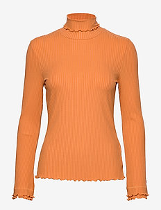 Decisionmaker L/S Top - GOLDEN OCHRE