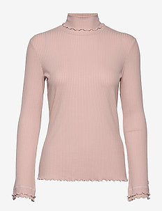 Decisionmaker L/S Top - PINK SAND